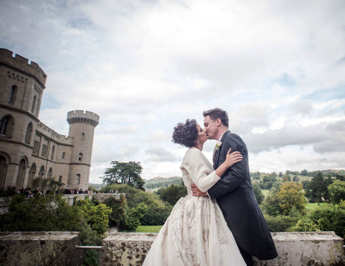 Herefordshire Wedding Venues - Eastnor Castle